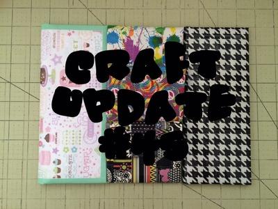 "IT'S PRONOUNCED ""Houndsteeth"" (Craft Update #45)"