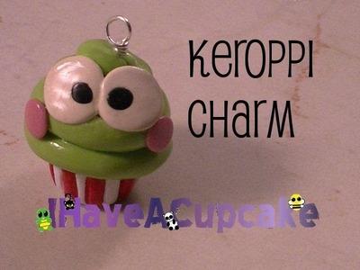 Keroppi Cupcake