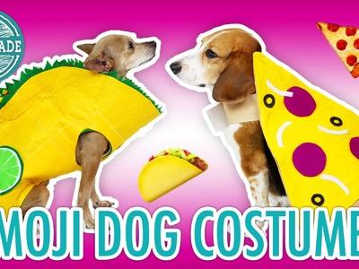 Last Minute DIY Emoji Dog Costumes - HGTV Handmade