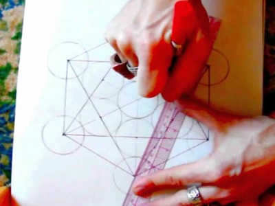 Sacred Geometry: Drawing the Metatron's Cube