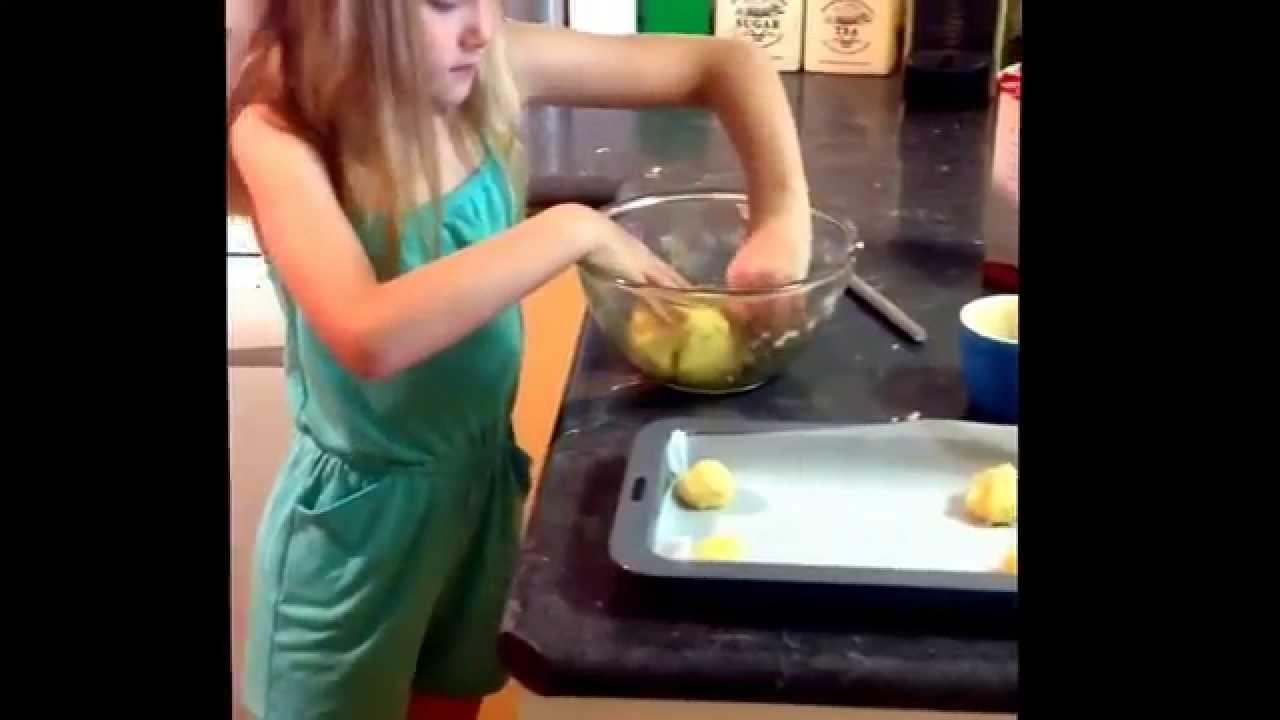Sophie's Kids Cooking Class Rainbow Cookies