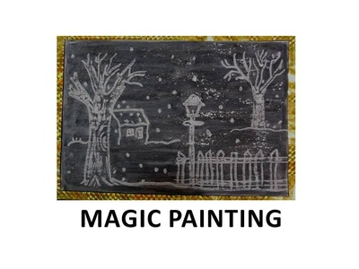 DIY - How to do Magic Painting