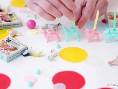 G&F Valentine's Day DIY #2: Doggy Cake Topper