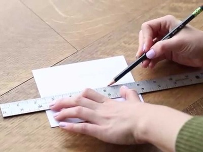 How to Make Paper Mobiles