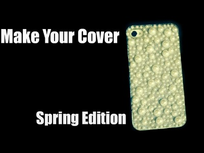 Make Your Cover #2 Costruisci la tua cover: Spring Edition (D.I.Y.) Arte per Te