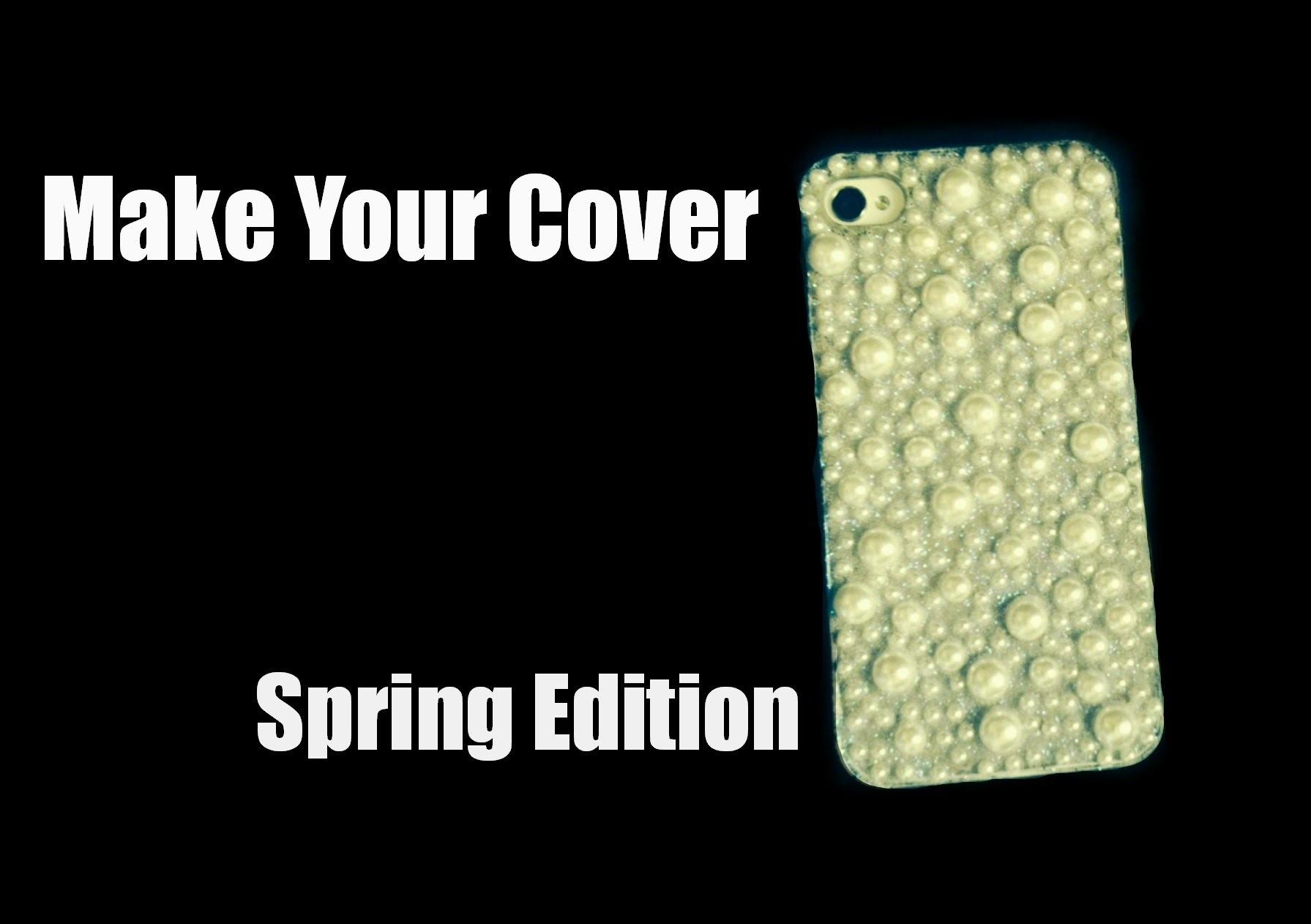 Make Your Cover #2 Costruisci la tua cover: Spring Edition (D.I.Y.) Arte per Te