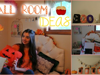 Tumblr Inspired Fall DIY Room Decor  Make Your Room Cozy