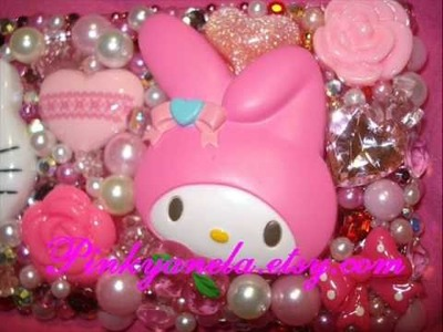 Handmade Hello Kitty, My Melody, Disney. etc items at pinkyanela.etsy.com