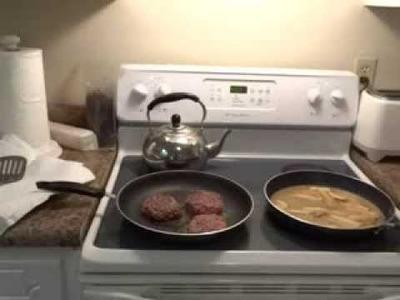 How to Make a Great Homemade Hamburger