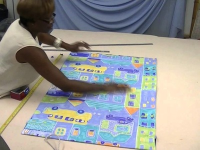 Learn how to make Swags Valance