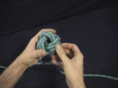 Monkey's Fist - How to Tie it and Practical Applications