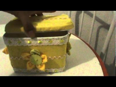 Potes de sorvete decorados 2