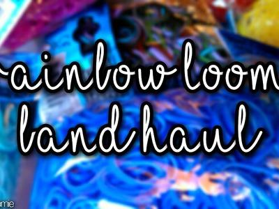 Rainbow Loom Band Haul!