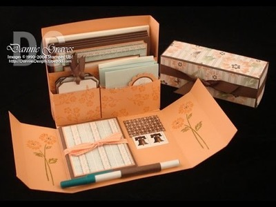Stampin' Up! Stationery Box 1 of 2