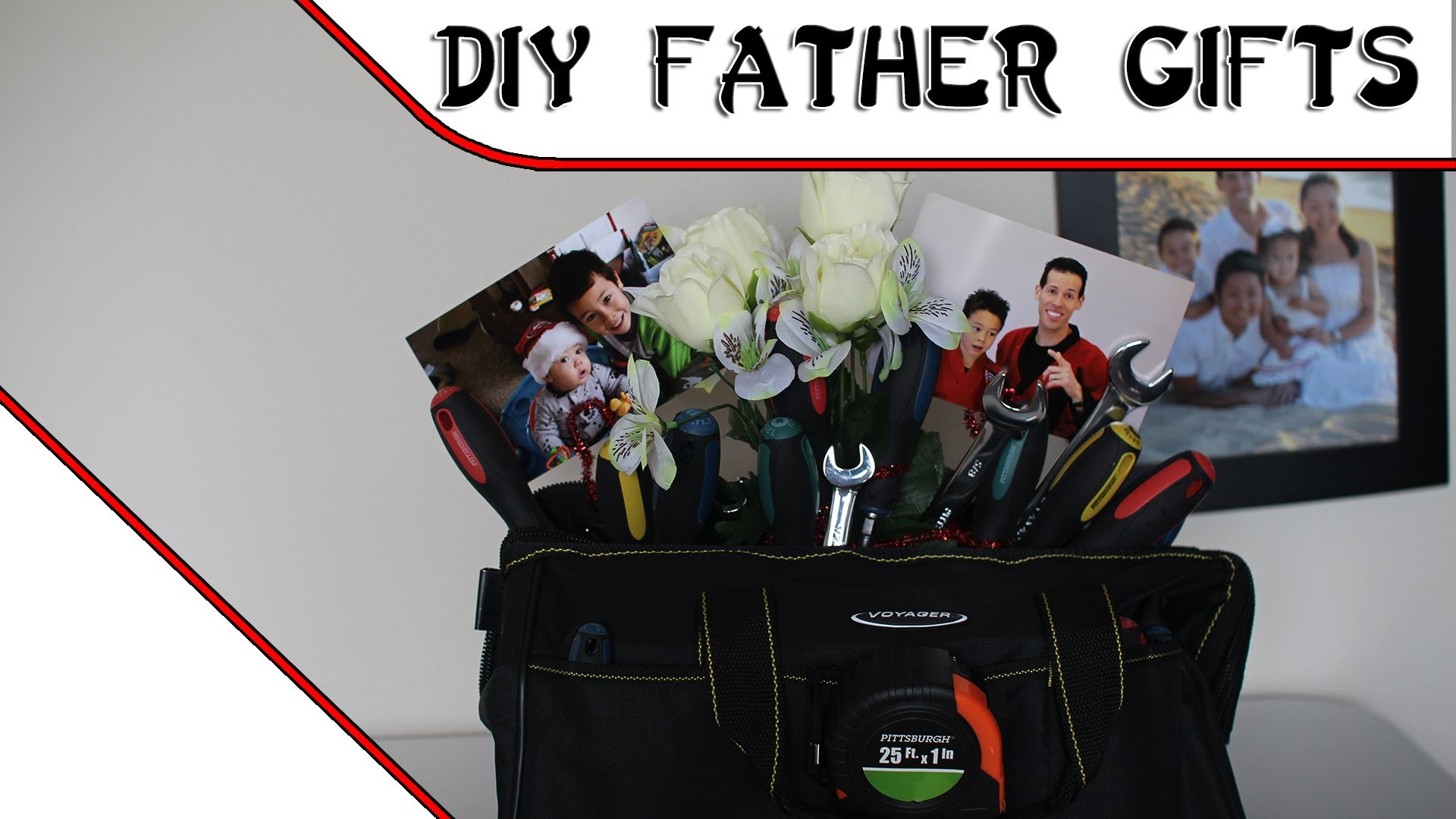 10 Easy DIY FATHER'S DAY GIFTS Dad Will Love 2015 | Sensei Ryan