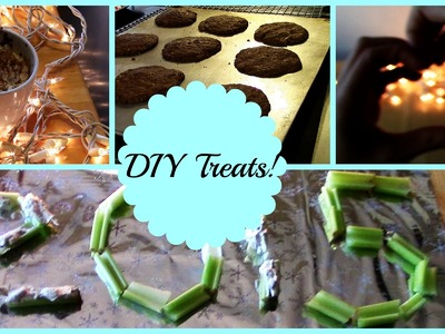Delicious DIY New Years Eve Treats!