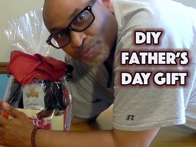DIY Father's Day Gift Idea | GiftBasketAppeal