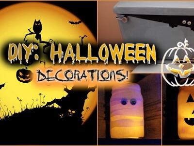 DIY: Halloween Decorations