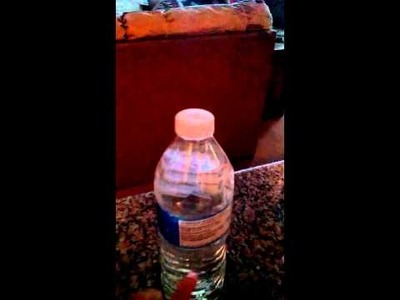 DIY how to make a water toy