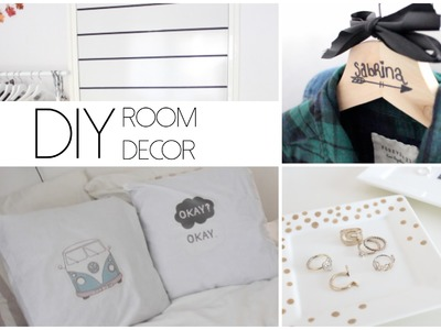 DIY | ROOM DECOR