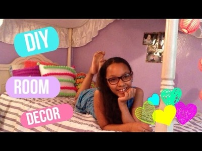 DIY Summer Room Decor Room Makeover
