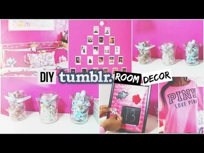 DIY Tumblr Holiday Room Decorations! Cheap & Easy!