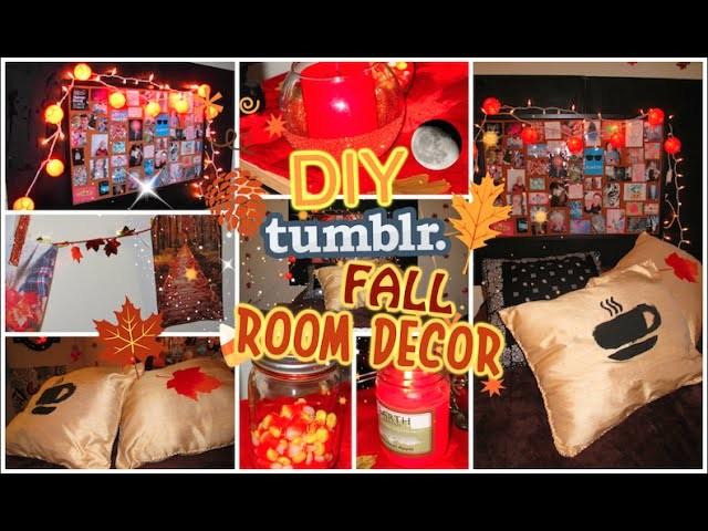 Diy Tumblr Inspired Fall Room Decor For Teens Cute And Cozy Cartneybreanne