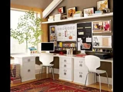 Easy Diy home office projects ideas