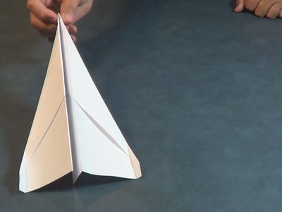 How to Make A Paper Air Plane That Flyes A Long Distance Airplane