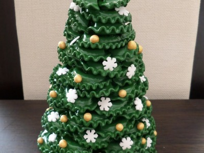 Make a Lovely Pasta Christmas Tree - DIY Home - Guidecentral