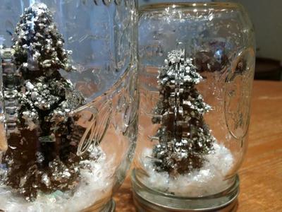 Make Cool Snow Globe Mason Jars - DIY Home - Guidecentral