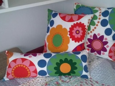 Make Removable Pillow Covers with a Zipper - DIY Home - Guidecentral