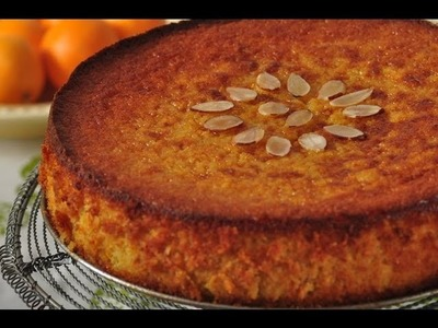 Clementine Torte Recipe Demonstration - Joyofbaking.com