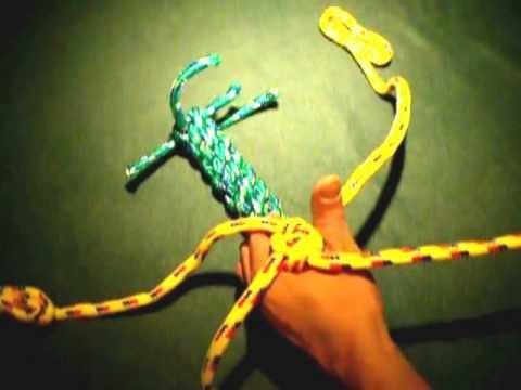 DIY How To Make Rope Bracelet