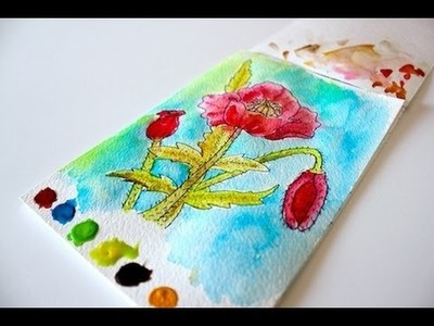 DIY Paint With Water Artist Pad