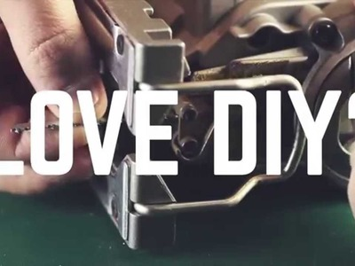 DIY Projects - Inspire To Make - Channel trailer 2015