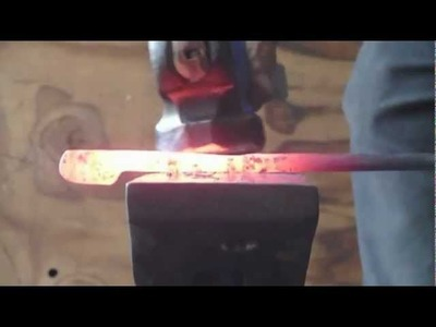 How to forge tongs
