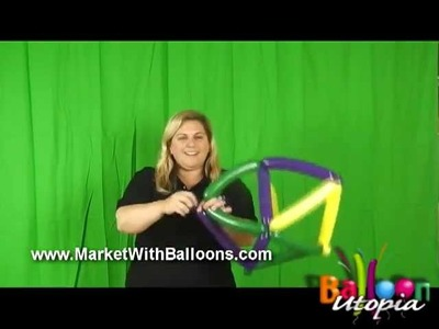 How To Make a Balloon Shield- San Diego Balloons