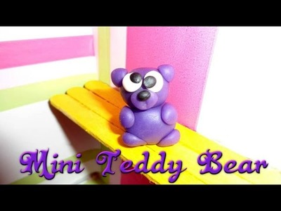 How to Make a Doll.LPS Teddy Bear - Easy LPS Crafts & Doll Crafts