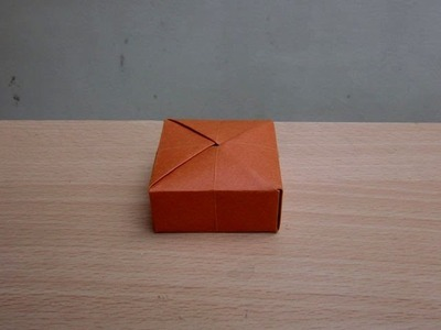 How to Make a Paper Gift Box - Easy Tutorials