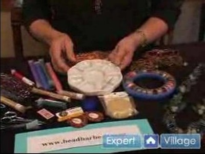 How to Make Beaded Jewelery : Making Seed Bead Patterns for Making Beaded Jewelry