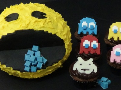 How to make pixels cake