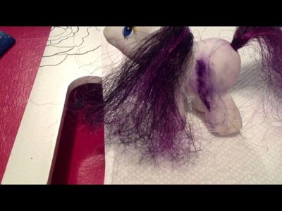 How To Repaint A Doll