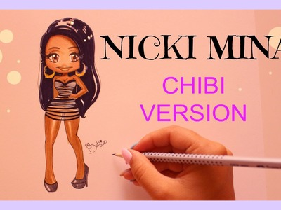NICKI MINAJ ♡ CHIBI VERSION