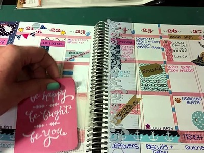 Page Pockets for Erin Condren Life Planner