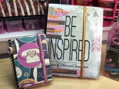 Planner Cover DIY.Mini Planner Plan with me OCTOBER