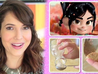 Wreck-it Ralph Inspired Facial Sugar Scrub | CheckInTheMirror Disney Exclusive