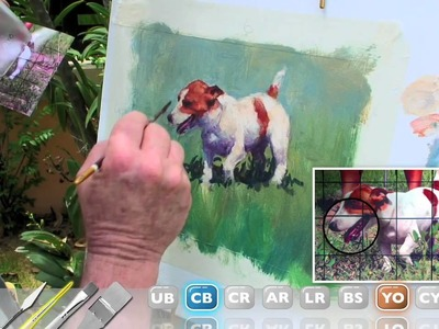 You Can Paint Your Pet - With Robert Hagan