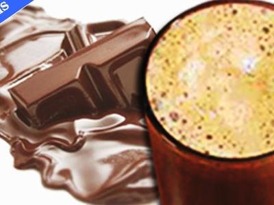 Comment faire milkshake du Chocolat | Recette facile et rapide | Easy DIY Recipe for Kids & Adults