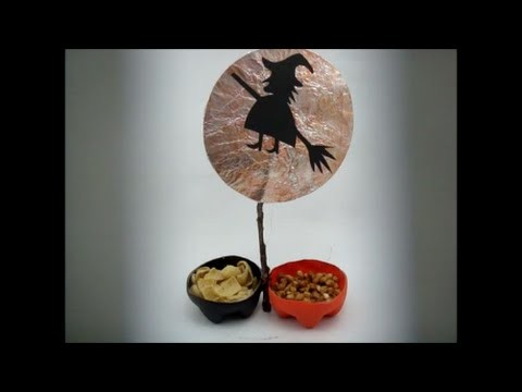 Halloween ideas para decorar y reciclar - Manualidades